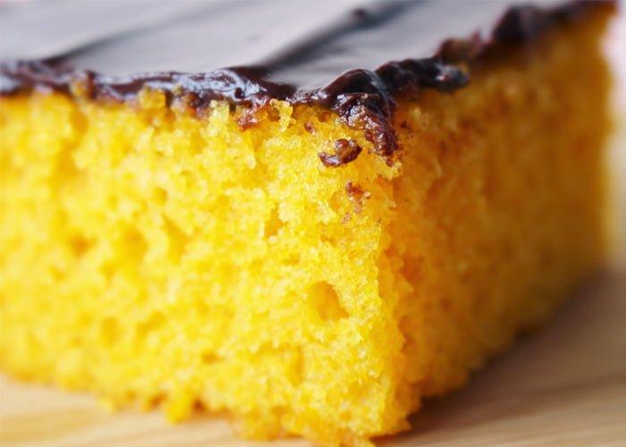 Aprenda uma receita de bolo de cenoura deliciosa