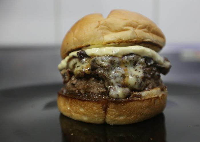 fazer hambúrguer gourmet para vender