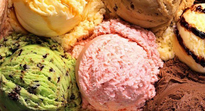 Curso de sorvete