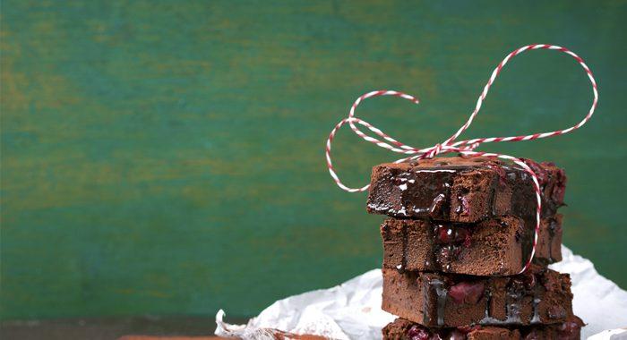 embalagem para brownie