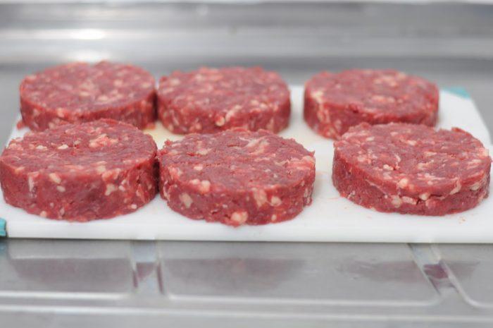 que carne usar para fazer hambúrguer