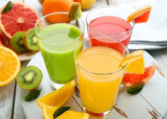 como fazer suco natural para vender