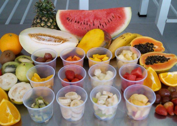 ganhar dinheiro com comida saudável