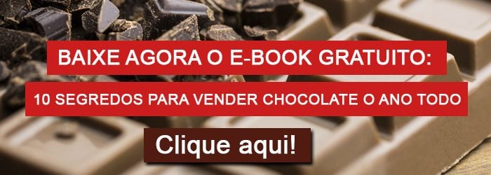 vender chocolate o ano todo