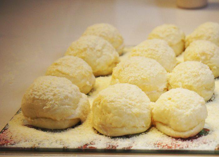 como fazer pão delícia para vender