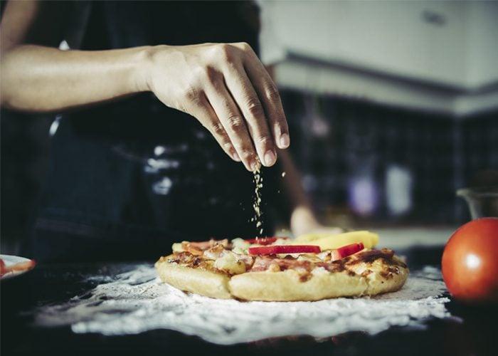 como vender pizza semipronta