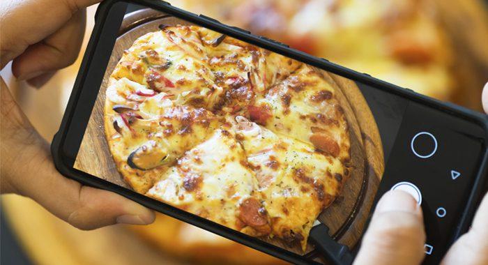 vender pizza semipronta dá dinheiro