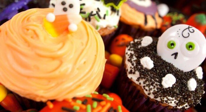 receitas de doces para halloween